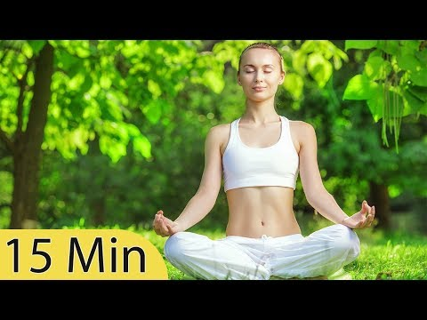 15 Minute Meditation Music, Relaxing Music, Calming Music, Stress Relief Music, Relax, ☯3358B