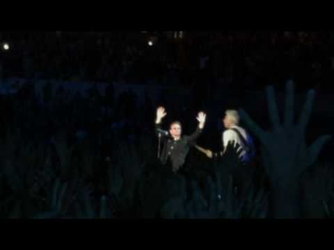 U2 Full Concert 4K Audio OK - The Joshua Tree 30th Anniversary @ Roma - Stadio Olimpico 15-07-2017