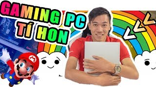 PC chiến game SIÊU GỌN NHẸ giá 9 TRIỆU- HNC MINI GAMING ESPORT G1 REVIEW