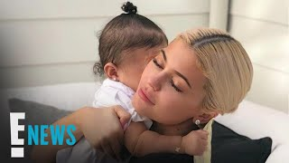 Kylie Jenner Tries to Teach Baby Stormi Two New Words | E! News