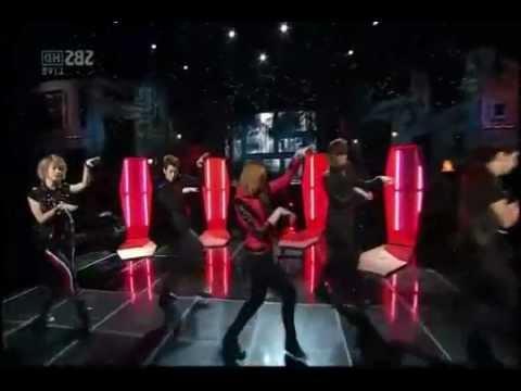 tributo a Michael Jackson Thriller SHINee-2PM-Beast-2ne1
