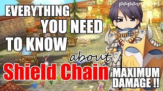 Ragnarok Mobile ] Paladin Shield Chain Build ( Rapidash