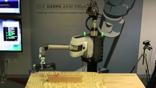 DARPA Autonomous Robotic Manipulation (ARM) - Phase 1