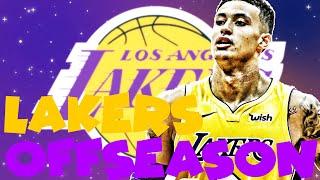 NO LEBRON?? LAKERS OFFSEASON REBUILD!! NBA 2K19