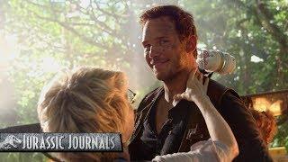 Chris Pratt's Jurassic Journals: Vivian Baker