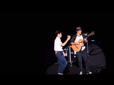 2014/11/30 Jason Mraz & Raining Jane - 'YES!' Tour - Be Honest @ TICC (Taipei)