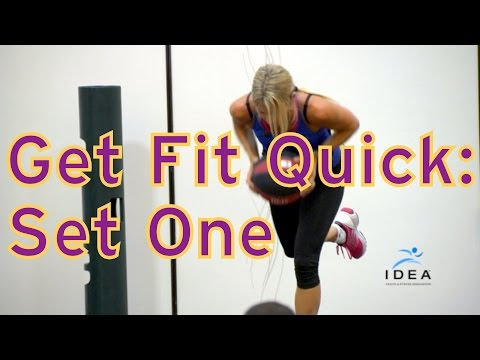 Get Fit Quick: Set One