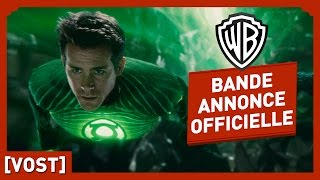 Green lantern :  bande-annonce 2 VOST
