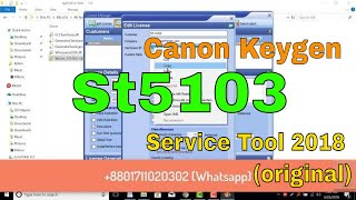 Epson Adjustment Program/Canon Service Tools activation