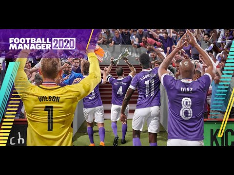 #FM20 | Announce Trailer | Football Manager 2020
