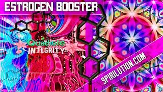 ★Powerful Estrogen Booster / Balancer ★ (Subliminals Brainwave Entrainment Intent Energy  Frequency)