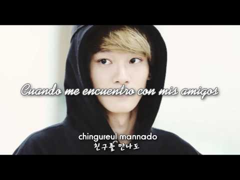 SM The Ballad (Jonghyun & Chen) - A Day Without You [Sub Español + Hangul + Rom] Chen & Jonghyun