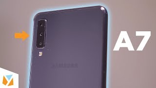 Samsung Galaxy A7 2018 Hands-on Review