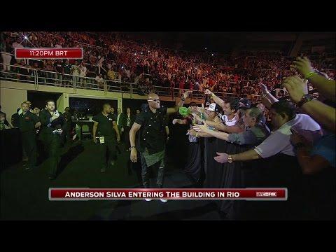 Baixar Anderson Silva's entrance in Rio