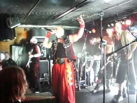 Tanzwut - Schattenreiter - Live @ Nachtleben Frankfurt - 06.04.2012