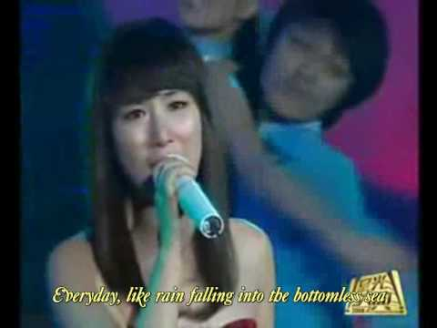 Zhang Li Yin - Believe In Love (Live) at Star Grand Ceremony with English Translation
