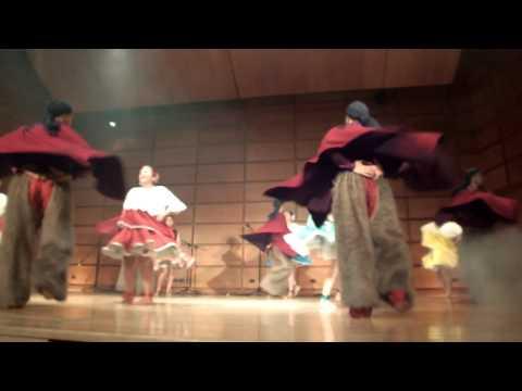 Baile La Cayambeña