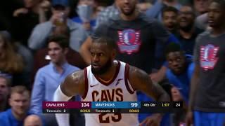 Cleveland Cavaliers vs Dallas Mavericks: November 11, 2017