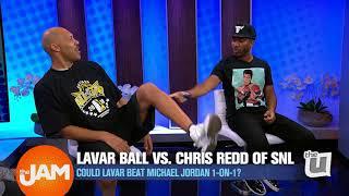 LaVar Ball vs. Chris Redd