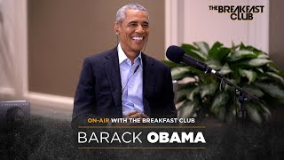 Barack Obama On Our Imperfect Democracy, Marriage Pressures, Racism + What He Did For Black People