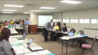 Deputies Called Out to Walker County School Board Meeting