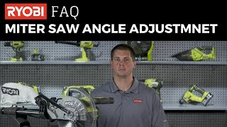 Video: 18V ONE+™ Miter Saw