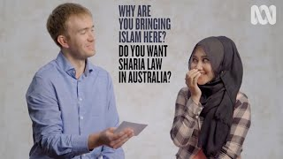 You Can't Ask That: Muslims