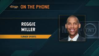 Reggie Miller Talks Zion, Anthony Davis, NBA Draft & More w/Dan Patrick | Full Interview | 6/21/19