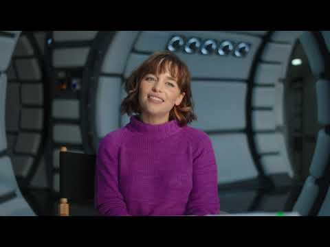 Solo: A Star Wars Story: Emilia Clarke