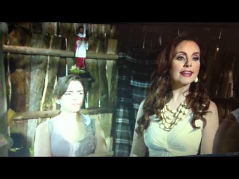 Corazon indomable - Lucia visita a Esther y luego pelean