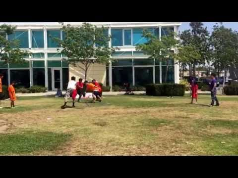 ACA Annual Games 2016: Captured the flags part 2