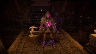 Path of Exile: Purple Crystal Armour Set