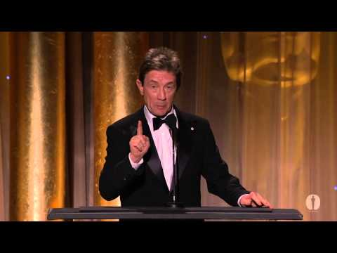 Martin Short honors Steve Martin at the 2013 Governors Awards ...