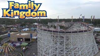 Family Kingdom (Myrtle Beach Amusement Park) Tour & Review with The Legend