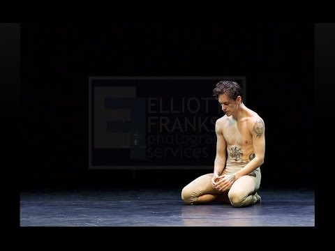 Sergei Polunin performing Take Me To Church in London