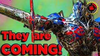 Film Theory: Transformers - GOOD Science, BAD Movies!
