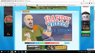 CRAZIEST LEVEL EVER!!! Let's play happy wheel part 1, playing fan made levels