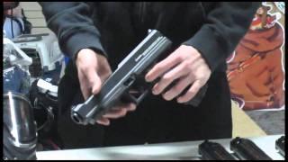 Пистолет Tiberius 8.1