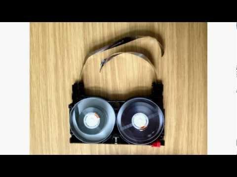 Videotape Repair Service UK