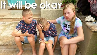 Something Bad Happened   || Mommy Monday