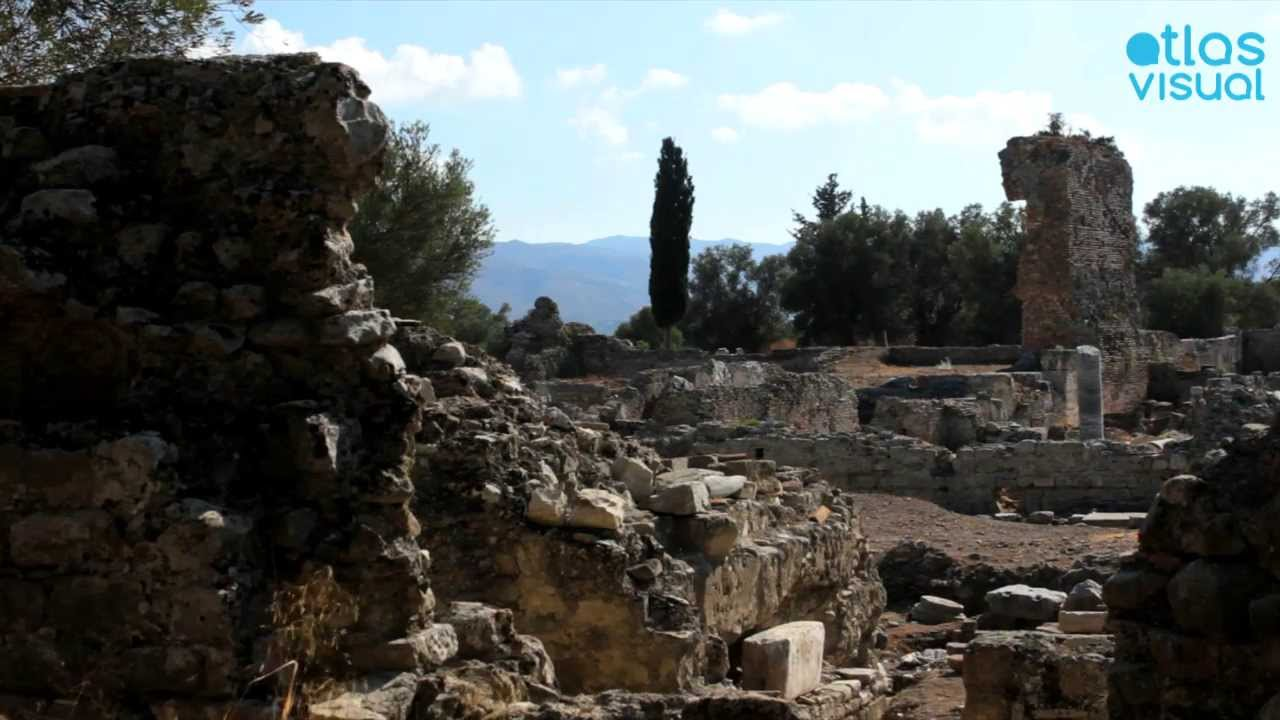 Temple Of Apollo Crete