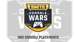 HRX Console Playoffs 2018: InControl vs. Insomnia (Game 1)