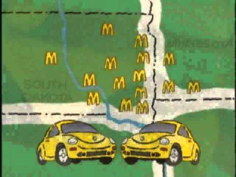 McDonald's Double Double Giveaway 2