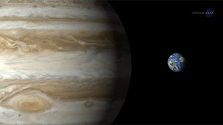 ScienceCasts: Close Encounters with Jupiter