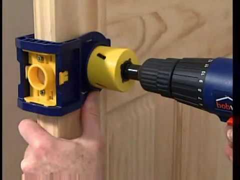 Install Door Locks D 233 Cor Moulding Youtube