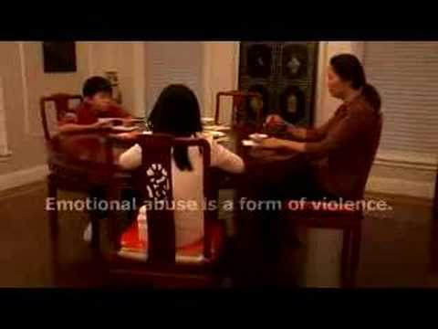 Emotional Abuse is a Form of Violence