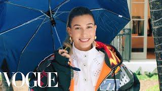 73 Questions With Hailey Bieber   Vogue