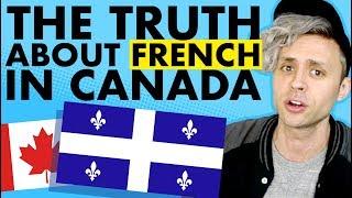 Bilingualism in Canada is a SCAM