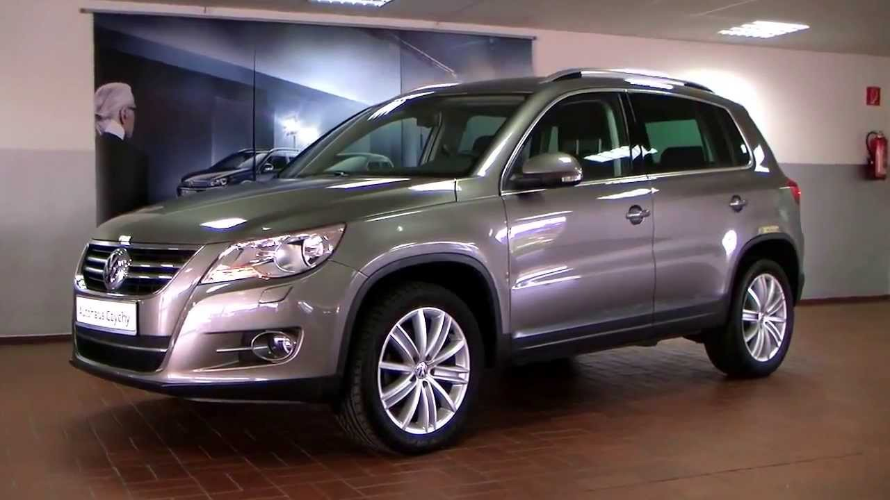 volkswagen tiguan 2 0 tdi sport style 4motion 2009 slate. Black Bedroom Furniture Sets. Home Design Ideas