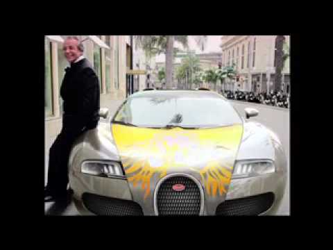 Bugatti Veyron Gran Sport designed with Bijan Pakzad